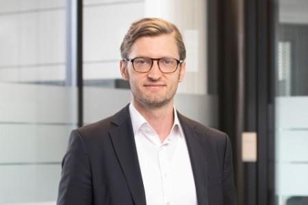 Porträtfoto von Björn Bradatsch