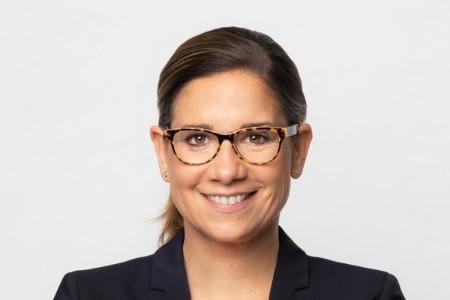 Porträtfoto von Friederike Frizen