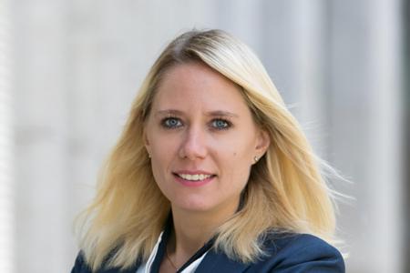 Porträtfoto von Sylvia Semkowicz